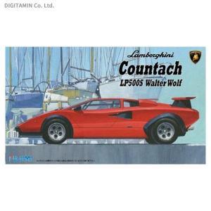フジミ 1/24 ランボルギーニ カウンタック LP500S プラモデル リアルスポーツカーシリーズ No.12(ZS41150)|digitamin