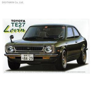 フジミ 1/24 トヨタ レビン TE27 '72 プラモデル インチアップシリーズ No.53(ZS41152)