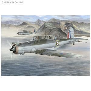 スペシャルホビー 1/48 英・ブラックバーン・スクアMk.II 艦上爆撃機 プラモデル SH48046(ZS46332) digitamin