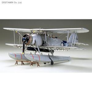 タミヤ 1/48 フェアリー ソードフィッシュ Mk.I 水上機型 プラモデル 61071 傑作機 No.71(ZS47724) digitamin