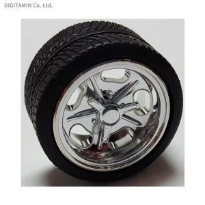 ペガサスホビー 1/24 Shuey's 19インチホイール クロームメッキ仕様 タイヤ付4本セット PH1279(ZS52898)|digitamin
