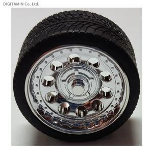 ペガサスホビー 1/24 Magnums 19インチホイール クロームメッキ仕様 タイヤ付4本セット PH1286(ZS52899)|digitamin