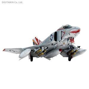 童友社 1/48 凄!プラモデル 第5弾 F-4B ファントムII VF-111サンダウナーズ プラモデル (ZS56923)|digitamin