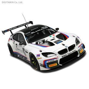プラッツ/NuNu レーシングシリーズ BMW M6 GT3 2016 GTシリーズ イタリア モンツァ プラモデル PN24003 1/24 (ZS60120)|digitamin