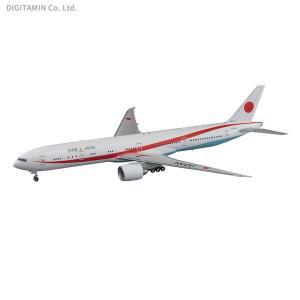 ハセガワ 1/200 日本政府専用機 ボーイング 777-300ER プラモデル 23 (ZS61460) digitamin