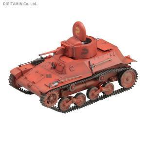 ファインモールド 41104 1/35 ガールズ&パンツァー リボンの武者 九七式軽装甲車 テケ プ...