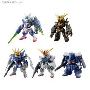 ガンダムコンバージ FW GUNDAM CONVERGE SELECTION (REAL TYPE COLOR) バンダイ 食玩 (1BOX)(ZT27378)|digitamin