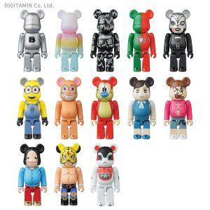 BE@RBRICK SERIES 34 メディコム・トイ (1BOX)(ZT27953)|digitamin