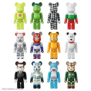 メディコム・トイ BE@RBRICK SERIES 36 (1BOX)(ZT48239)|digitamin