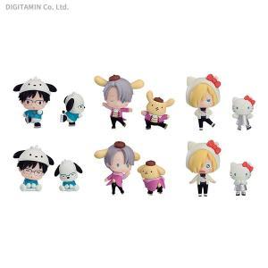送料無料◆ユーリ!!! on ICE × Sanrio characters オランジュ・ルージュ (1BOX)(ZT69558)|digitamin