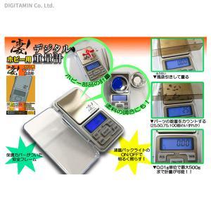 童友社 凄!ホビー用デジタル重量計 (ZV85408)