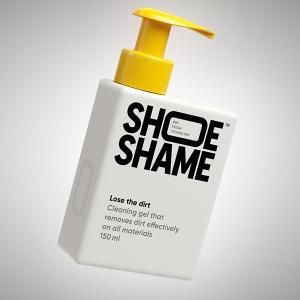 スニーカークリーナー シューシェイム ルーズ ザ ダート シューケア用品 シュークリーナー 靴磨き クリーニングジェル 150ml SHOE SHAME Lose the dirt|digstore