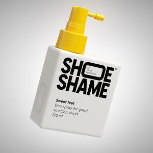 スニーカー デオスプレー シューシェイム スウィートフィート シューケア用品 除菌スプレー 120ml SHOE SHAME SWEET FEET|digstore
