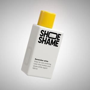 スニーカークリーナー シューシェイム リメンバーホワイト シューケア用品 シュークリーナー 靴磨き SHOE SHAME Remember white|digstore
