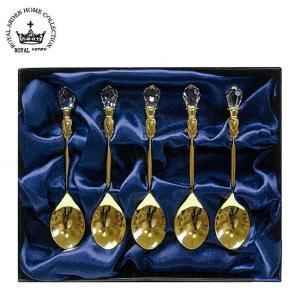 スワロフスキークリスタルが美しく輝く上品なデザインです  サイズ スプーン:L11cm 個装サイズ:...