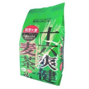 十六爽健麦茶 8g×24袋 20個