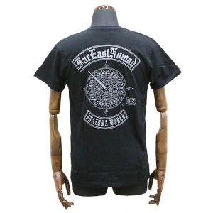 エアフィッシュ 【AirFish】 Far East Nomad Tシャツ 【ブラック】|dimension-3|02