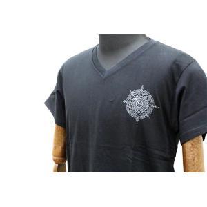 エアフィッシュ 【AirFish】 Far East Nomad Tシャツ 【ブラック】|dimension-3|03