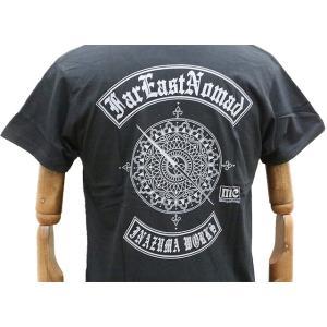 エアフィッシュ 【AirFish】 Far East Nomad Tシャツ 【ブラック】|dimension-3|04