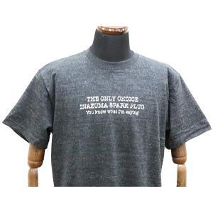 エアフィッシュ 【AirFish】 INAZUMAPLUG Tシャツ 【ヘザーブラック】|dimension-3|03