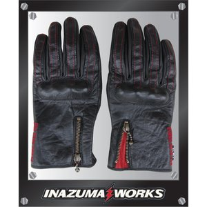 エアフィッシュ 【AirFish】 FareastNomad Leather Glove 【IWG-FEN】|dimension-3|01