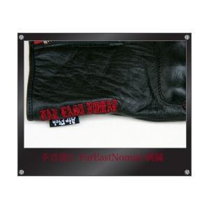 エアフィッシュ 【AirFish】 FareastNomad Leather Glove 【IWG-FEN】|dimension-3|03