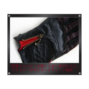 エアフィッシュ 【AirFish】 FareastNomad Leather Glove 【IWG-FEN】|dimension-3|04