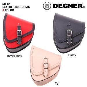 デグナー 【DEGNER】 レザーリジッドバッグ 【SB-84】|dimension-3
