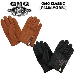 DIN MARKET 日本製 GMG CLASSIC Plain Model 鹿革 クラシックグローブ GGMC001〜GGMC008|dimension-3