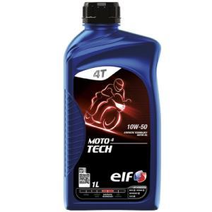 ELF (エルフ) MOTO 4 TECH 10W-50 (1L) (4サイクルオイル)|dimension-3