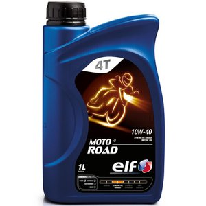 ELF (エルフ) MOTO 4 ROAD 10W-40 (1L) (4サイクルオイル)|dimension-3
