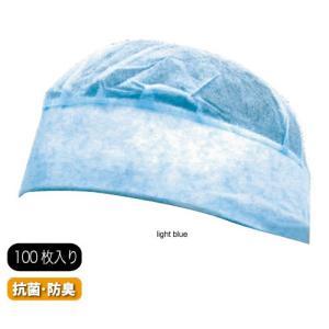 コミネ KOMINE AK-063 ペーパーインナーキャップ100枚入り 09-063 dimension-3