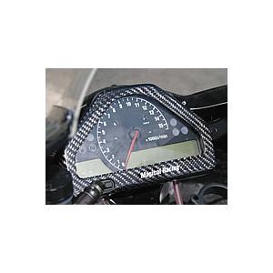 MAGICAL RACING 【マジカルレーシング】【カーボンメーターカバー】【HONDA】【CBR1000RR】【04-06】|dimension-3