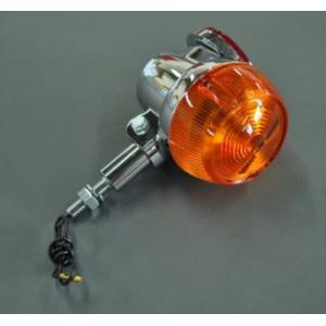 MRS Multi GT380 オレンジウィンカー ASSY赤リフレクター付 MRS-IM-WSA03|dimension-3