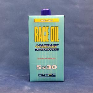 NUTEC ニューテック NC-40 RACE OIL 5W-30 1L※エコ紙パックボトル4サイクルレーシングオイル|dimension-3