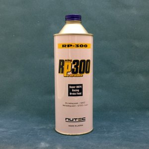 NUTEC ニューテック RP-300 RACING PERFORMANCE 300 BRAKE FLUID 500MLレーシングブレーキフルード|dimension-3