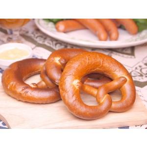 1個約130円計算!ドイツ伝統ミニプレッツェル[40g]/30個入り 全焼成冷凍パン(解凍するだけ!) diningplus