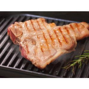 Tボーンステーキ オーストラリア産の仔牛肉 diningplus