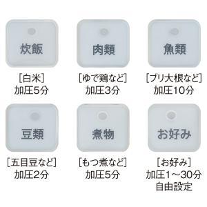マイコン式電気圧力なべ 容量2.5L 731201|dinos|02