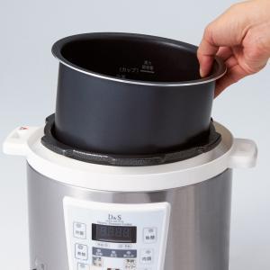 マイコン式電気圧力なべ 容量2.5L 731201|dinos|04
