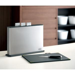 大人気のジョセフジョセフの「インデックス付まな板」を高級感のあるデザインで仕上げたインデックス付まな...