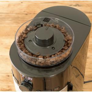 【特典付き】siroca/シロカ タイマー付きコーン式グラインダー使用全自動コーヒーメーカー ディノス特別セット 650802|dinos|02