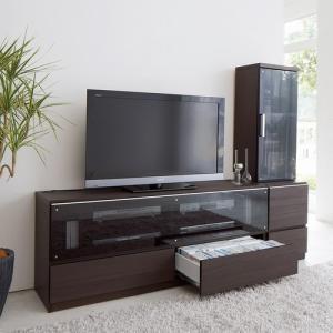 ソファや椅子からも見やすい高さ60cmの テレビ台 幅150cm dinos