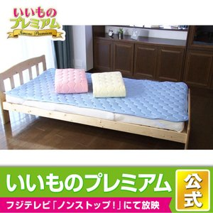 ひんやり除湿寝具 デオアイス 敷きパッド (シングル) AR1313|dinos