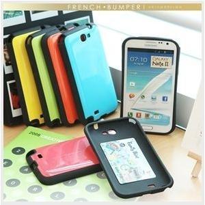 Galaxy Note Edge ケース バンパーケース ギャラクシーノートエッジ SC-01G SCL24 Galaxy Note3 ギャラクシーノート3 SC-01F SCL22 ケース French Bumper Case