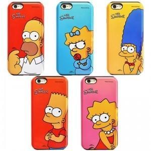 33c399e88d 【正規品 シンプソンズ Simpsons バンパー型 2重構造 ハード ケース 】【iPhoneXR/XS/Max】【iPhone8/7/Plus】【iPhone6S/6/Plus】【iPhone5S/Se/5】