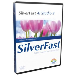 Plustek用SilverFast Ai Studio 写真画像の管理編集ソフト ネガフィルムスキャン 自動IT8校正適応  埃キズ除去 自動フレーム機能|dipah-shop