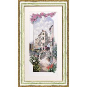 絵画 複製画 風景 ピーターモッツ 「パエーゼ ヴェネツィア」 玄関 インテリア dipint