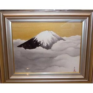富士山 横山大観 リトグラフ 絵画 「霊峰富士」 海外向けにも|dipint
