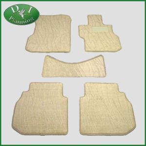 日産 フーガ Y50 PY50 フロアマット カーマット 織柄ベージュC 社外新品|diplanning